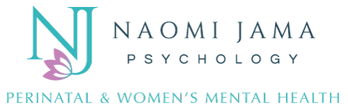Naomi Jama Psychology Logo